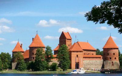 Baltische landen en Sint-Petersburg afbeelding