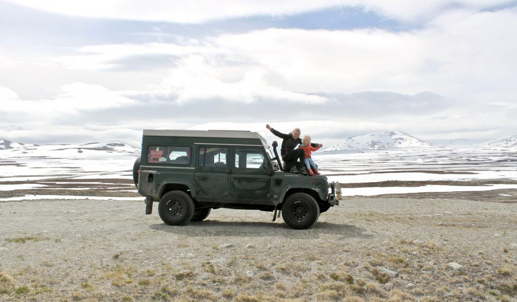 Met een 4x4-camper naar de Lofoten afbeelding