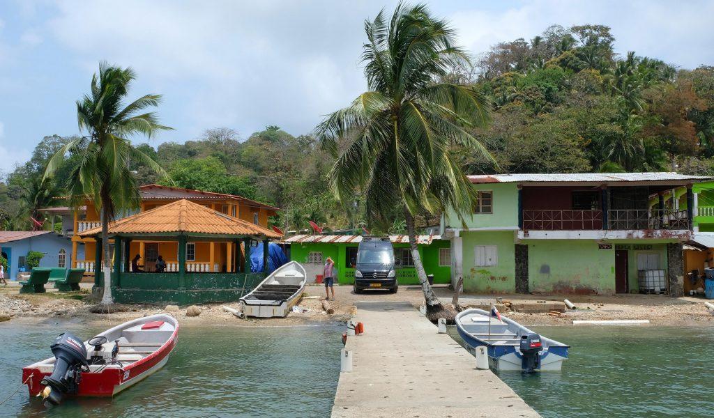 Tropisch Midden-Amerika afbeelding