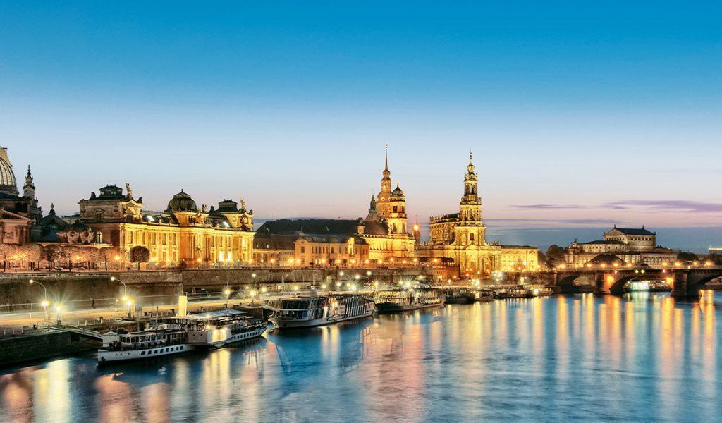 Camperreis door Dresden, Görlitz, Elbe en Ertsgebergte afbeelding