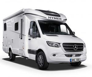 Hymer B ModernComfort T 580 afbeelding